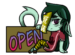 [OC] Open Sign by leon071