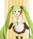 Green Tea Miku (Beta?)