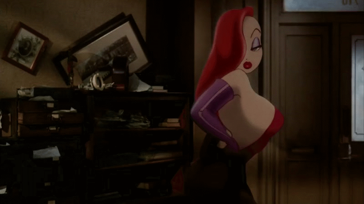 Who Framed Roger Rabbit Jessica Rabbit Nude 43