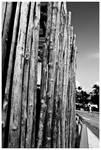 Solid poles