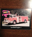 Lynnfield, MA Fire Department Engine 1 by JamestheRedEngine91