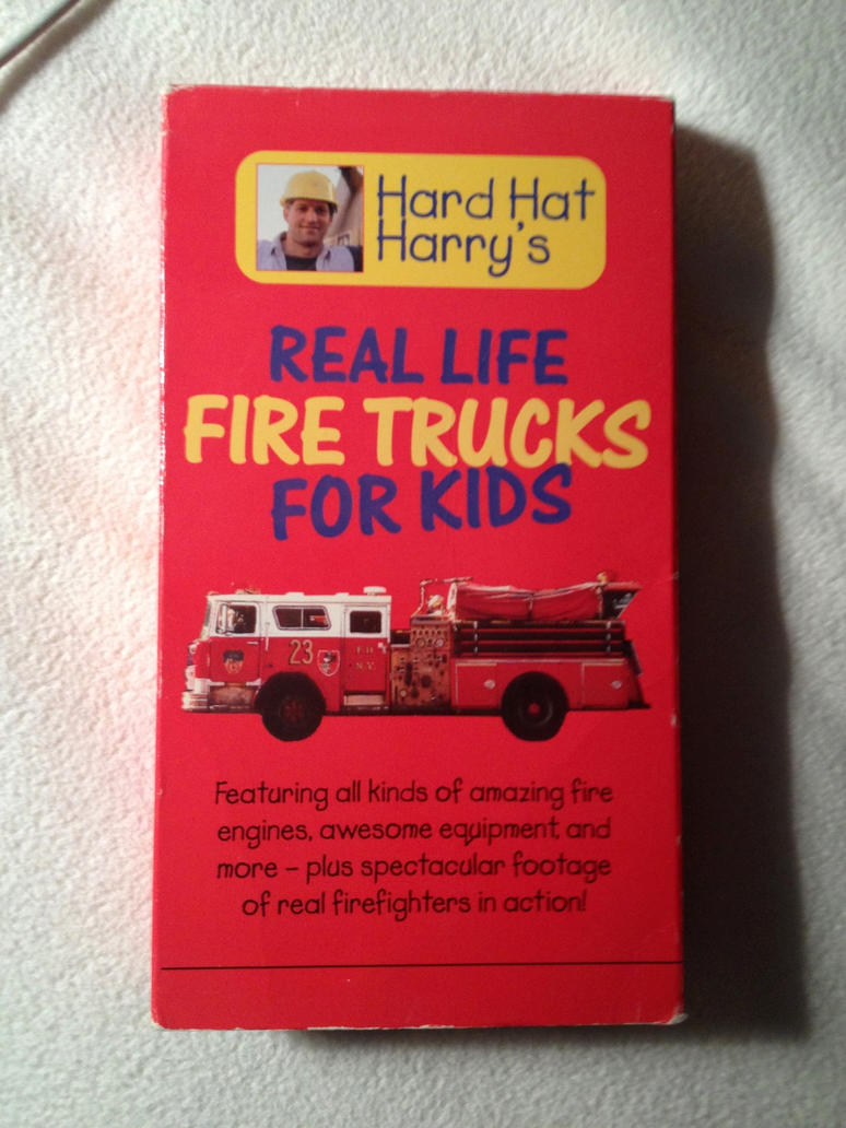 Real Life Fire Trucks For Kids by JamestheRedEngine91