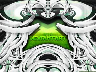 Hellodeviantart by Furinkaazen