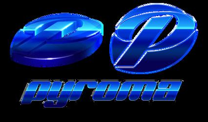 Pyroma Logo by Furinkaazen