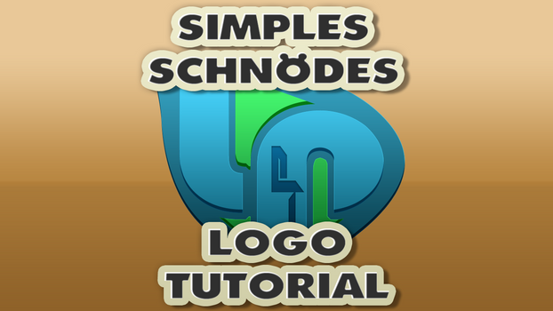 [GERMAN // DEUTSCH] Logo Tutorial - Simples Logo