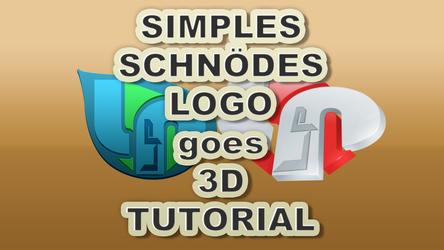 [GERMAN // DEUTSCH] Logo Tutorial - Part 2 by Furinkaazen