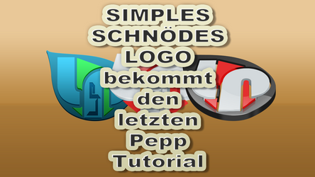 [GERMAN // DEUTSCH] Logo Tutorial - Part 3