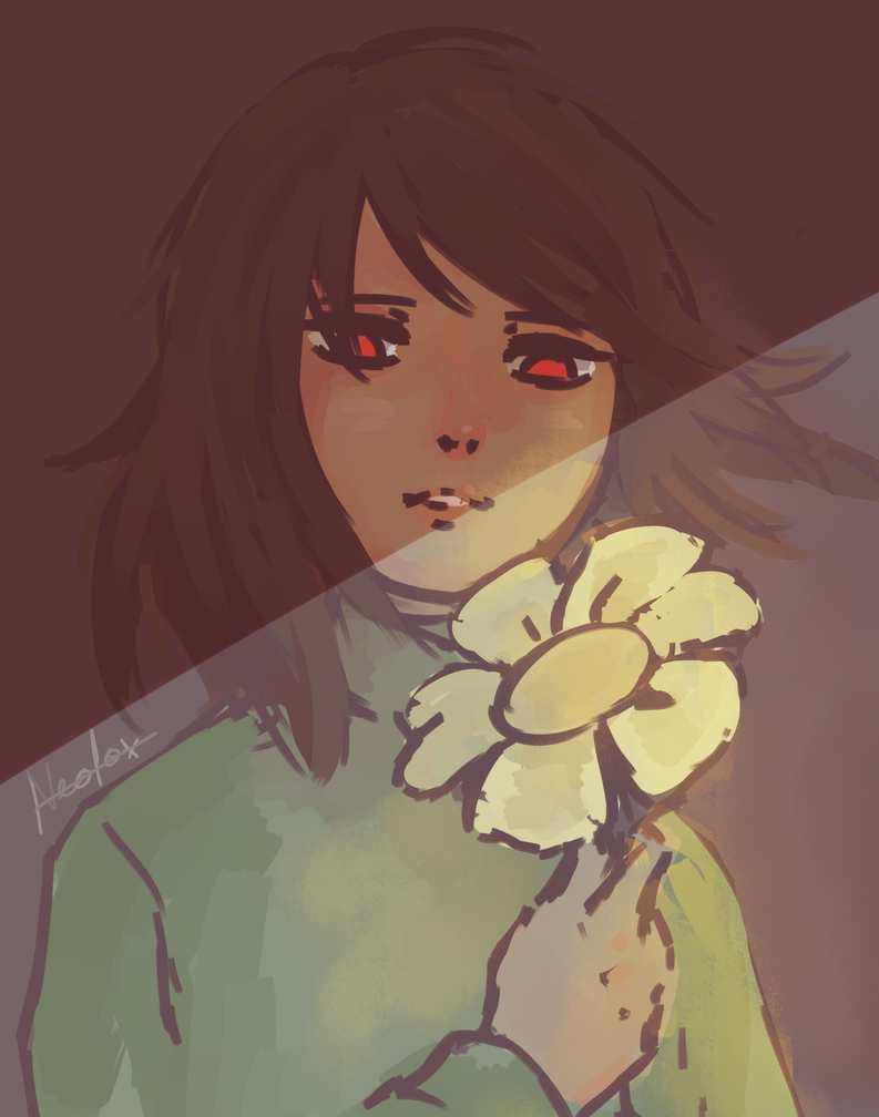 Chara by Neofox67