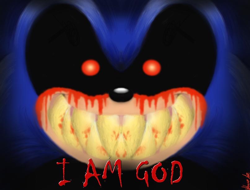 Sonic exe version 5 image by srloctober23 on deviantart