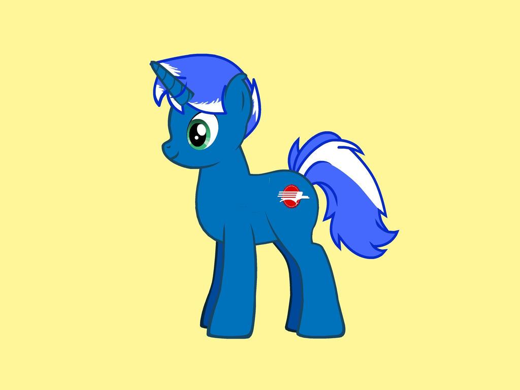 Me as a Pony by Grantrules