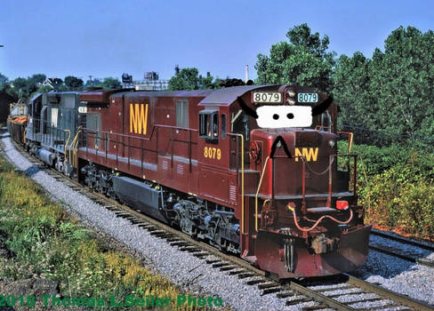 Gift- Meg as an Engine