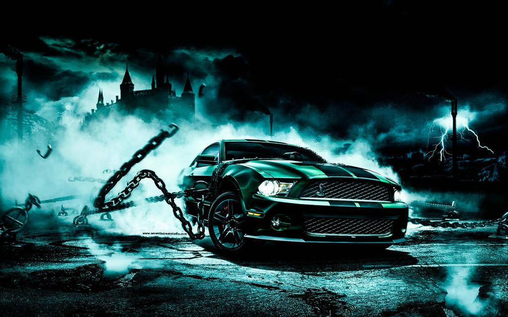 Mustang GT by DJ0024