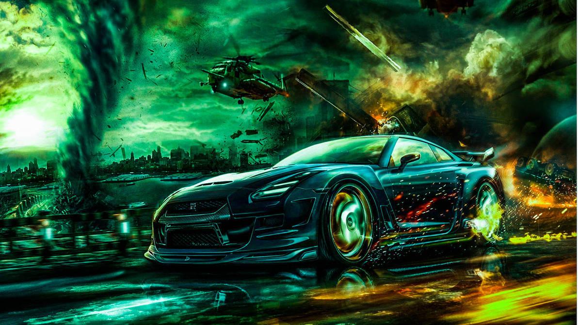Car Rampage HD by DJ0024