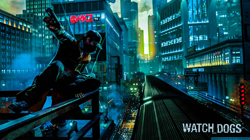 Watch Dogs HD By DJ0024 On DeviantArt