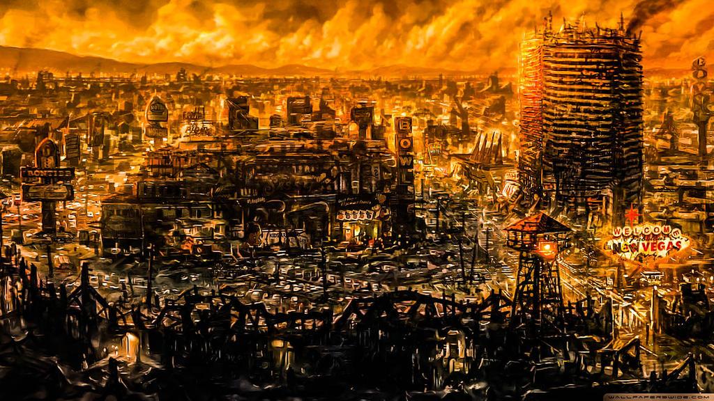 Fallout new vegas skyline hd by dj0024 on deviantart - Fallout new vegas skyline ...