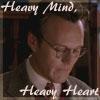 Heavy Mind, Heavy Heart by jujukittychick