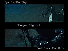Hawkeye surveillance by jujukittychick