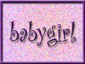 Babygirl by jujukittychick