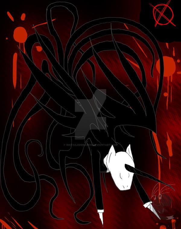 MLP: Slenderpony by InkTailedDragon