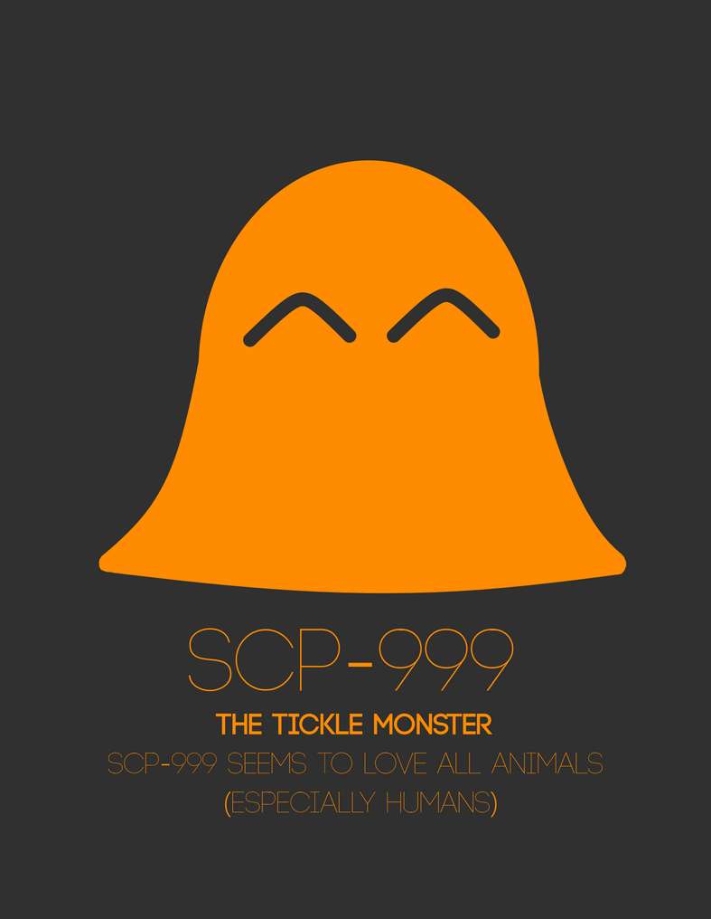 SCP999  SCP Foundation
