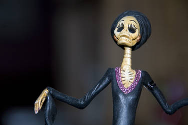 Catrina Doll by Forbsie