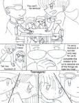 Untitled KND manga Page 1