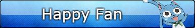 Happy Fan Button by xBubblesAox