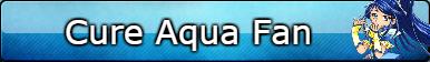 Cure Aqua Fan Button by xBubblesAox