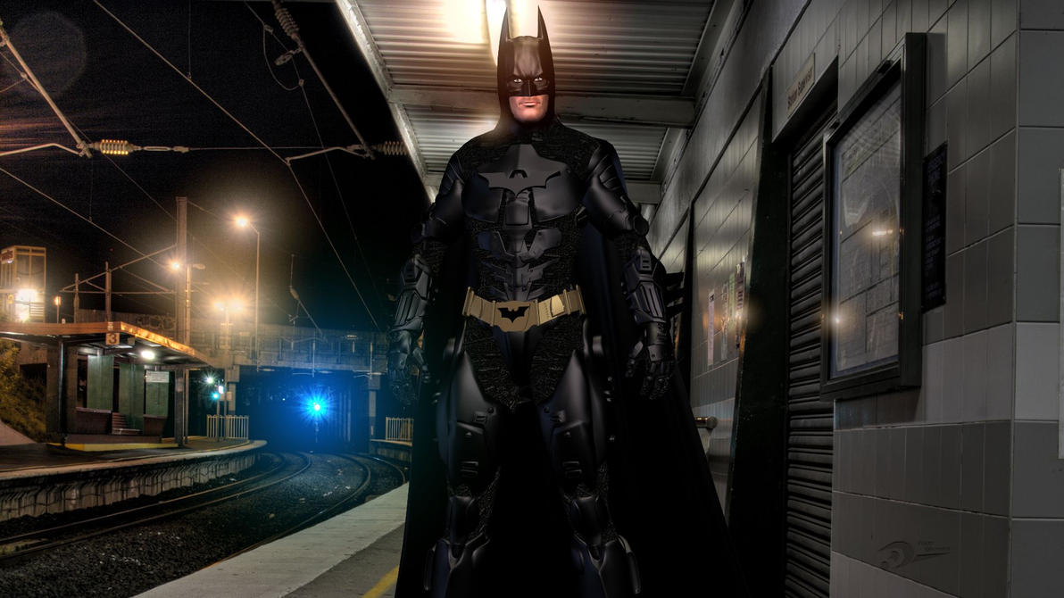 the real batman by spydraxis01 on deviantart