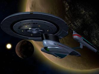 Enterprise B by Spydraxis01