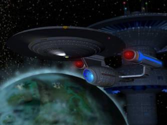 Enterprise C by Spydraxis01
