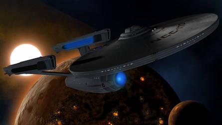 Enterprise TMP by Spydraxis01