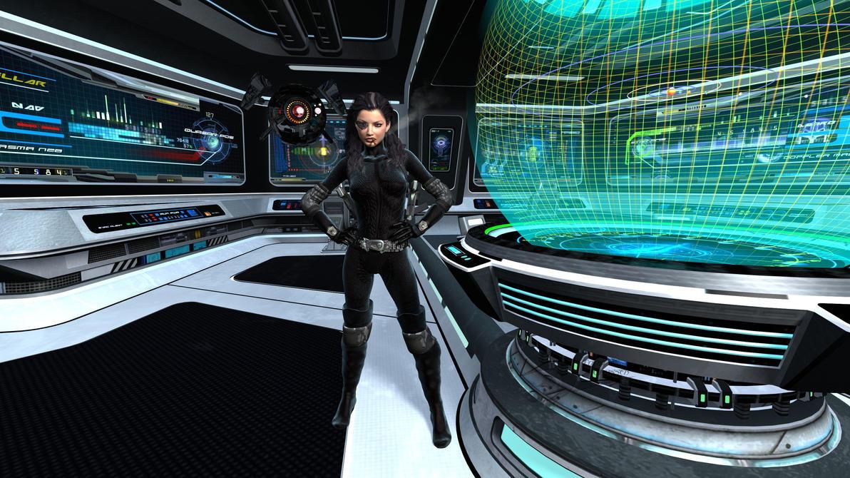 Major Niicola Ire by Spydraxis01