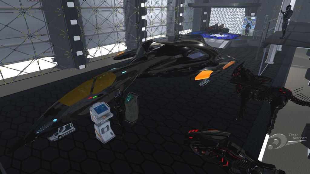 Lillun Hangar by Spydraxis01