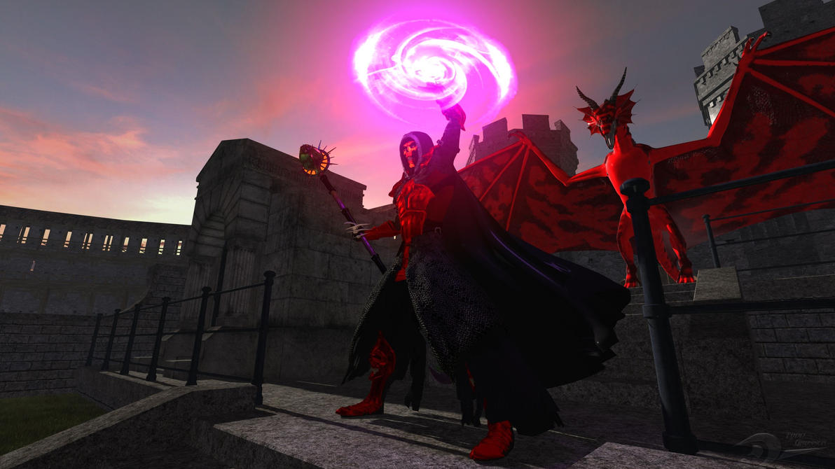 Enter Nechronos by Spydraxis01