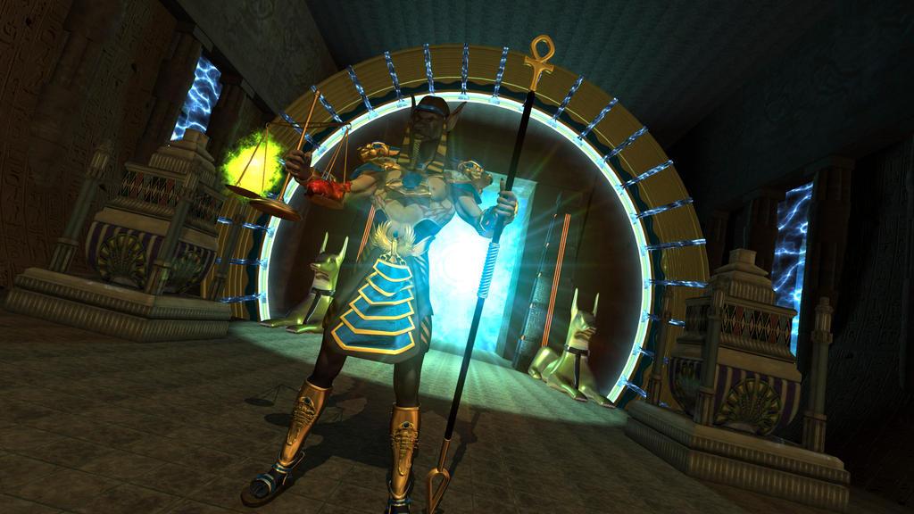 Anubis (Chaz) by Spydraxis01