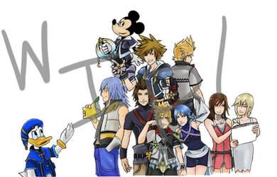 Kingdom Hearts WIP2 by kwsmithjr