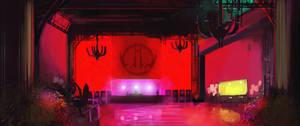 Balcony Nightclub Design