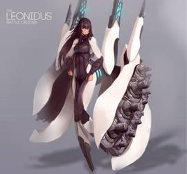 PHR Leonidus shipgirl