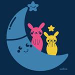 Moonbunnies