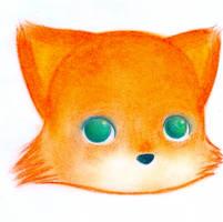 Baby Fox by CintiaTiemi