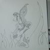 fairy drawing by Rebecca329