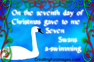 7th day of Christmas 2 by Rebecca329