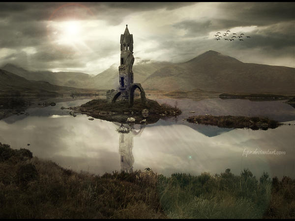 Part 14 / 10 The_Tower_by_fcpr