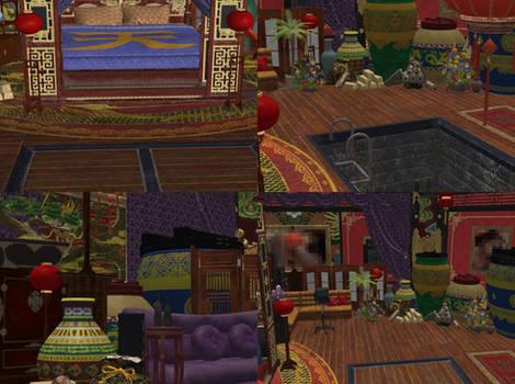 Don Corneo's Bedroom (Final Fantasy 7 Remke)