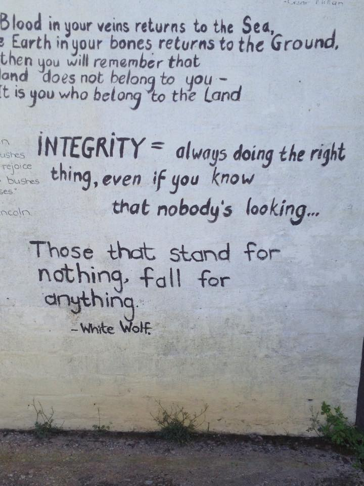 Integrity by JackOlleyPhotography