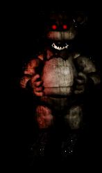 FNaF1 Evil Freddy