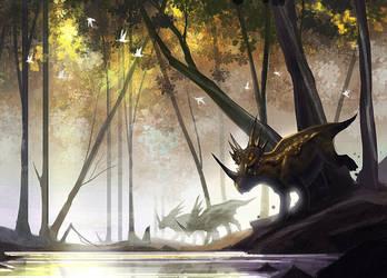 Styracosaurus_1 by SADistikKnight
