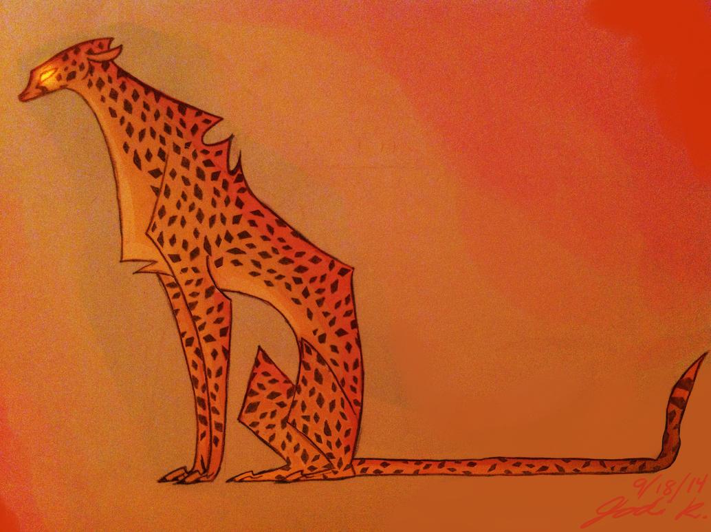 Cheetah Blend by XxMoonlightWolveXx