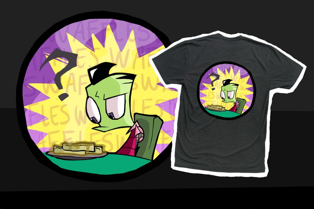 ZIM Shirt Design? by XxMoonlightWolveXx